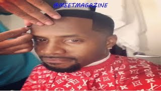 Safaree fight vs Nicki Minaj update! Offered $500,000 book deal! Made $30k off of hairline referrals