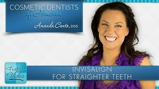 Invisalign for Straighter Teeth by Award Winning Dentist in Houston Thumbnail