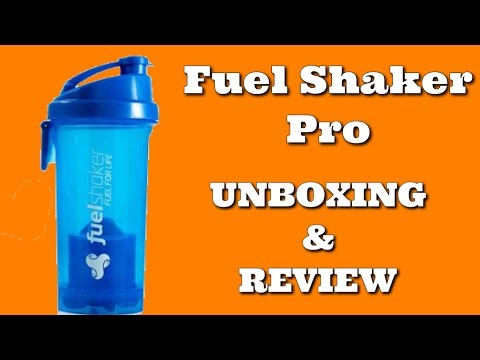 Fuel Shaker Pro Unboxing & Review
