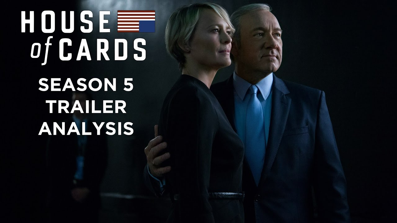 House Of Cards Season 5 Germany