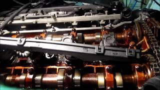 Bmw Oil Leak From Valve Cover Due To Failing Pcv Valve M54 Engine Imazi