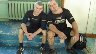 Соревнования по пауэрлифтингу г.Степногорск 2000г.