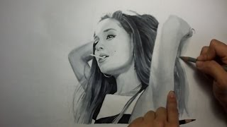 Ariana Grande - Problem Drawing