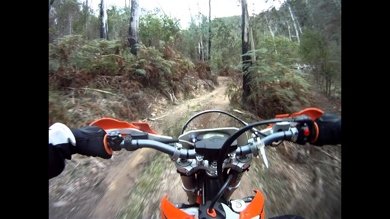 2013 KTM 500 EXC test - YouTube