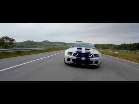 Need for Speed scene