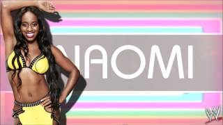 "WWE:Naomi 1st Theme Song ""Somebody Call My Momma"""