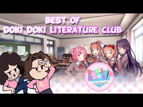 Game Grumps: Best of Doki Doki Literature Club!