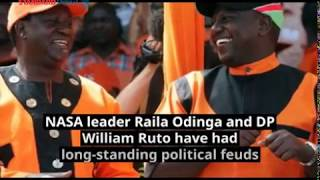 William Ruto's multipronged approach to bring Raila Odinga to his knees