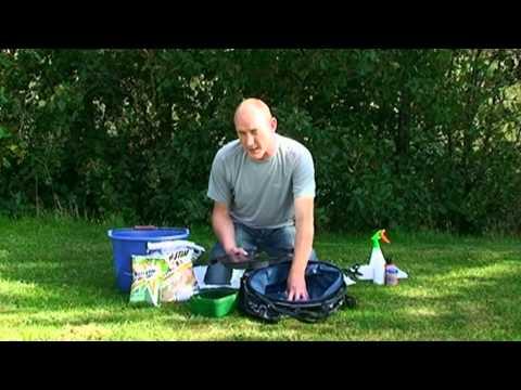 Choosing Groundbait, Mixing Groundbait And Fishing With Groundbait
