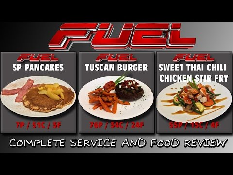 FUEL UP Meal Prep Service | Complete Food Review PLUS all Signature Entrees | Mike Smith Fitness