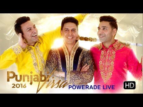 Punjabi Virsa 2016 - Powerade Live - Full Length