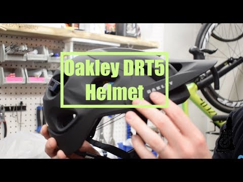 723035bb264 Oakley DRT5 MTB Helmet Unboxing and Overview - YouTube
