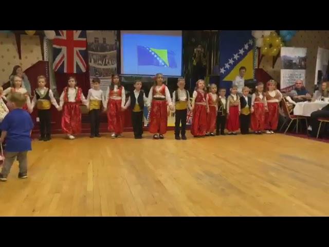 KUD Mladost Bosne 25 11 2019 prvi nastup