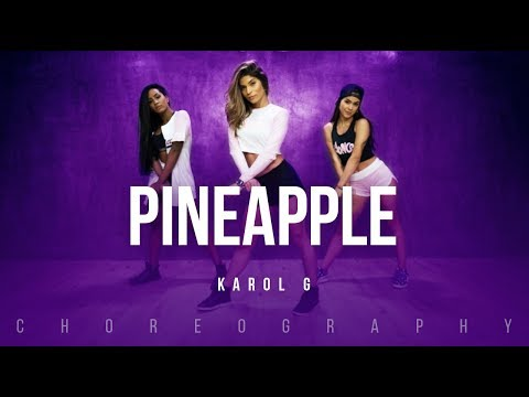 Pineapple - Karol G | FitDance Life (Coreografía) Dance Video