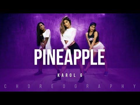 Pineapple - Karol G | FitDance Life (Coreografía) Dance Video