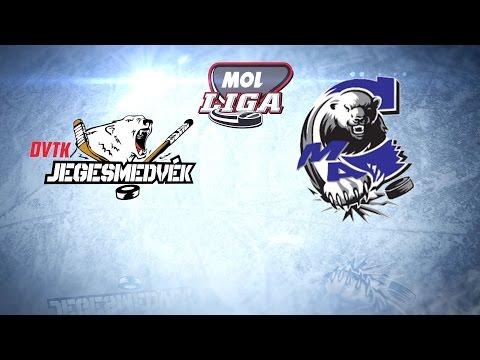DVTK-Jegesmedvék - MAC Budapest | Mol Liga | 2016.03.13