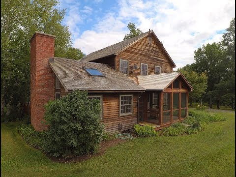 Columbia County Colonial for Sale - Hudson Valley Real Estate - Ancram, NY