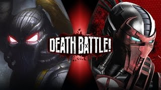 Fulgore VS Sektor (Mortal Kombat VS Killer Instinct) | DEATH BATTLE!