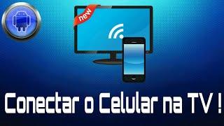 Como Conectar o Celular em qualquer TV com Cabo USB! Dicas e Tutoriais