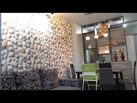 Interior Design Singapore | Modern Rustic Themed Home (IdeasXchange)