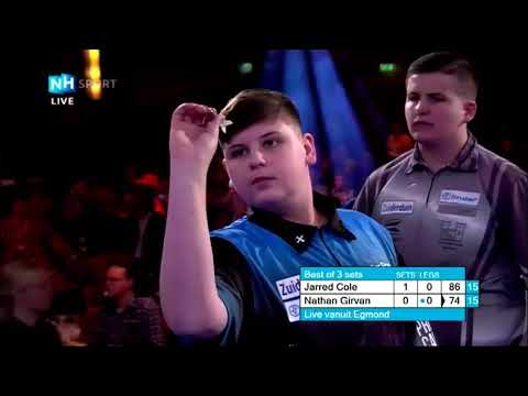 Zuiderduin Masters 2017 - Youth Final - Cole vs Girvan