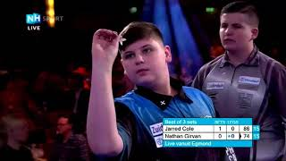 Finder Darts Masters 2017 - Youth Final - Cole vs Girvan