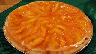 Making It Grow - Peachy Pizza and Upside-Down Peach Cake