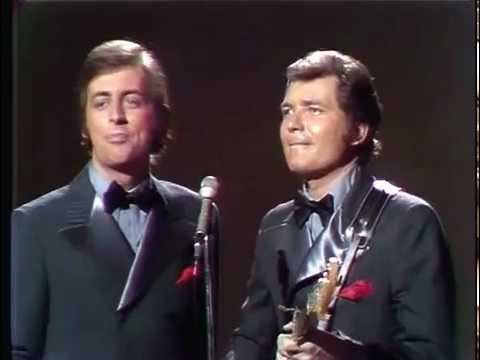 The Statler Brothers - Flowers On The Wall (Live The Johnny Cash TV Show 1970)