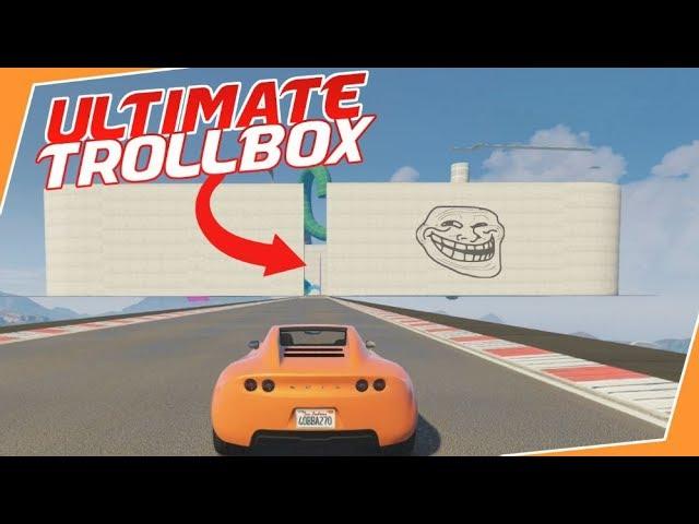 [GTA 5] DE ULTIEME TROLLBOX! (FIX DE TROLLRACE #2)