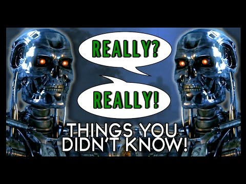 7 Things You (Probably) Didn't Know About Terminator (Too!)