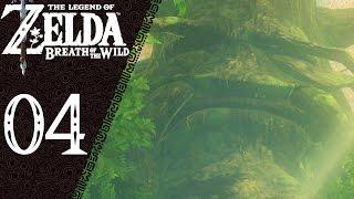 ZELDA BREATH OF THE WILD FR #4 - LES MYSTÈRES DU BOIS PERDU...