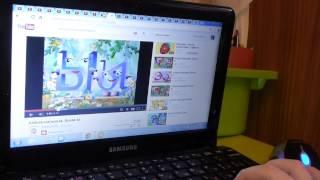 ч.1. Создаем новые клипы на компьютере самостоятельно, Диана 6 лет, 2013г