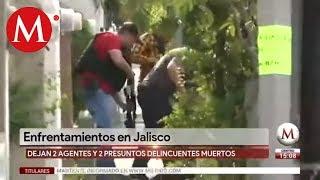 Enfrentamientos en Jalisco