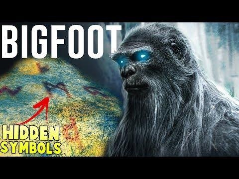 BIGFOOT - Secret Yeti Ritual Location? - A 2nd Cave Found! - BIGFOOT Yeti Hunting Gameplay