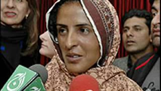 "a pakistani woman who was gang raped in so called ""honour"" p"