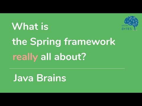What is the Spring framework really all about? thumbnail