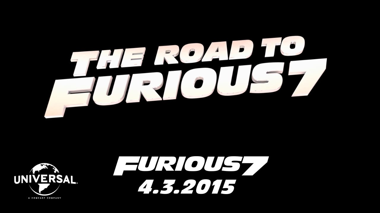 The Road To Furious 7 HD