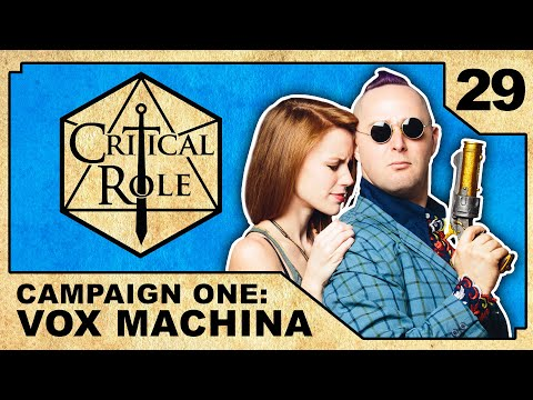 Whispers  | Critical Role RPG Show Episode 29