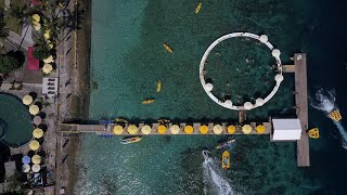 Dermaga Apung Wisata Nusa Penida, Bali (Floating Dock / Jetty), Feat. Lucinta Luna by Aquatec