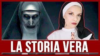 The Nun - La vera storia horror   BarbieXanax
