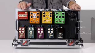 Gator Cases G-Tour Pedal Boards