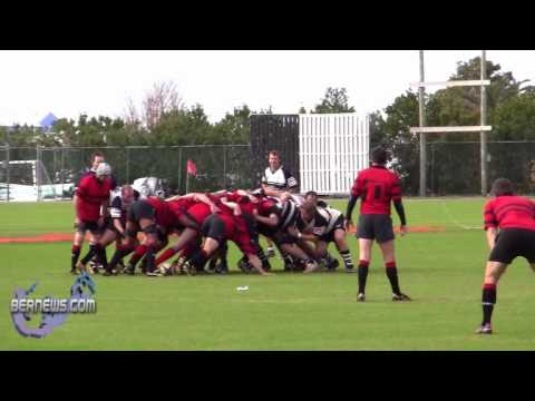 Men's Rugby January 16th 2011