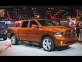 [BEST REVIEW]2017 Ram 1500 Sport Hardness - Chicago Auto Show 2017