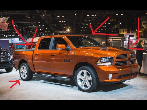 Best Review 2017 Ram 1500 Sport Hardness Chicago Auto Show