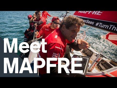 Meet MAPFRE | Volvo Ocean Race