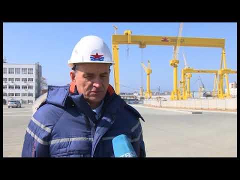 """Верфь """"Звезда"""": реальная работа нового судостроительного завода"""