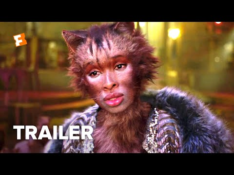 I love TS Eliot and Andrew Lloyd Weber but the 'Cats' trailer scares me