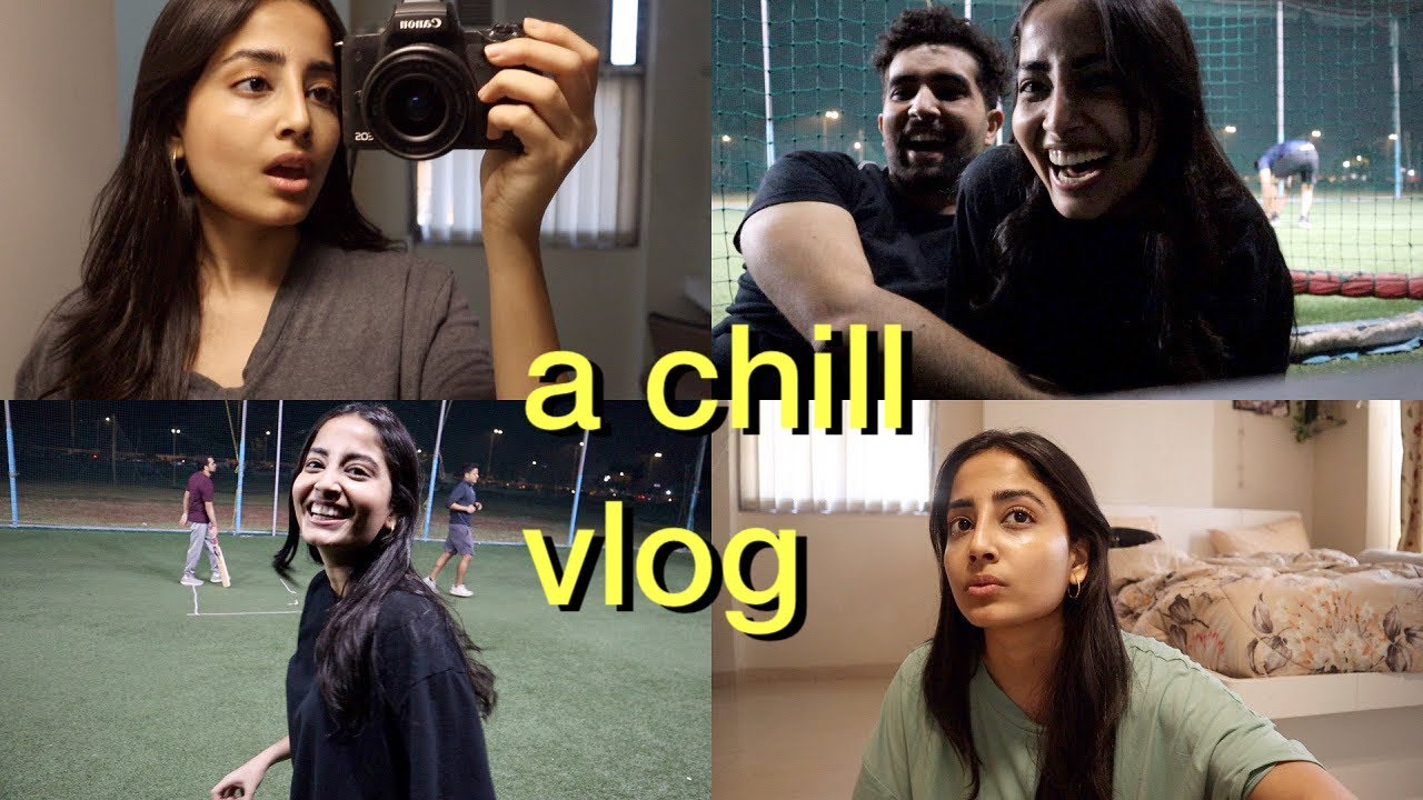 Playing Cricket & Losing Badly! chill Mumbai VLOG