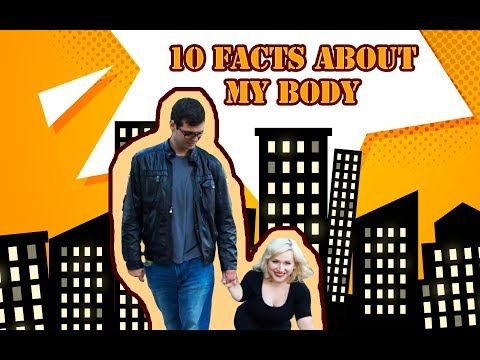 10 ФАКТОВ О МОЕМ ТЕЛЕ // 10 FACTS ABOUT MY BODY (ENG SUBS)