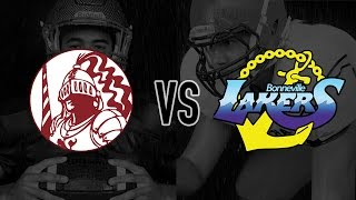 High School Football - Northridge High vs Bonneville High